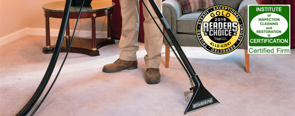 Deep and Complete Carpet Cleaning